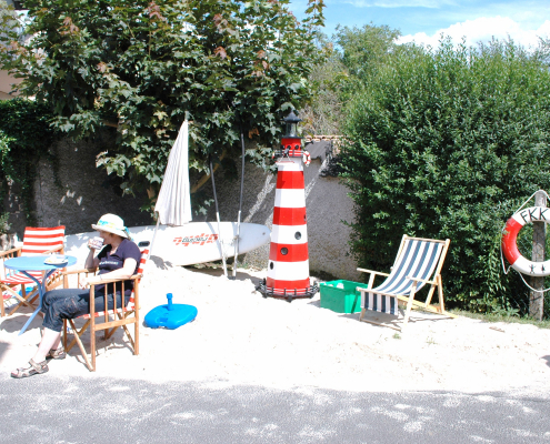 Sommer, Sonne, Krebsbachtal
