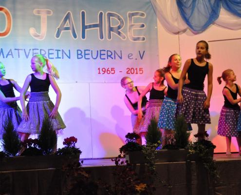 50 Jahre Heimatverein Beuern
