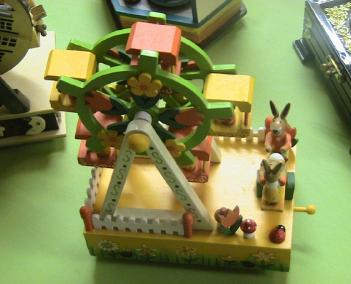 Spielzeugausstellung 2012